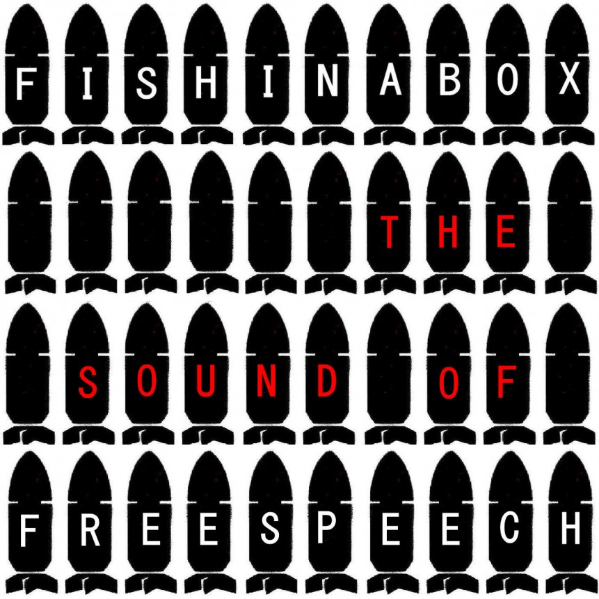 THE SOUND OF FREE SPEECH COVER new