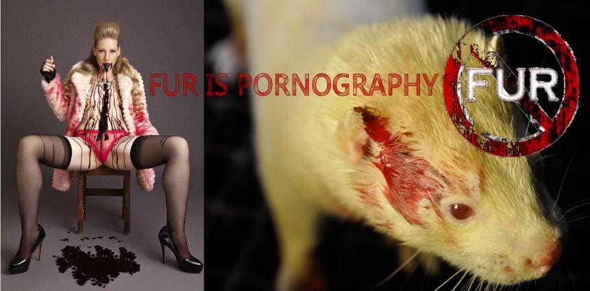 fur is pornography
