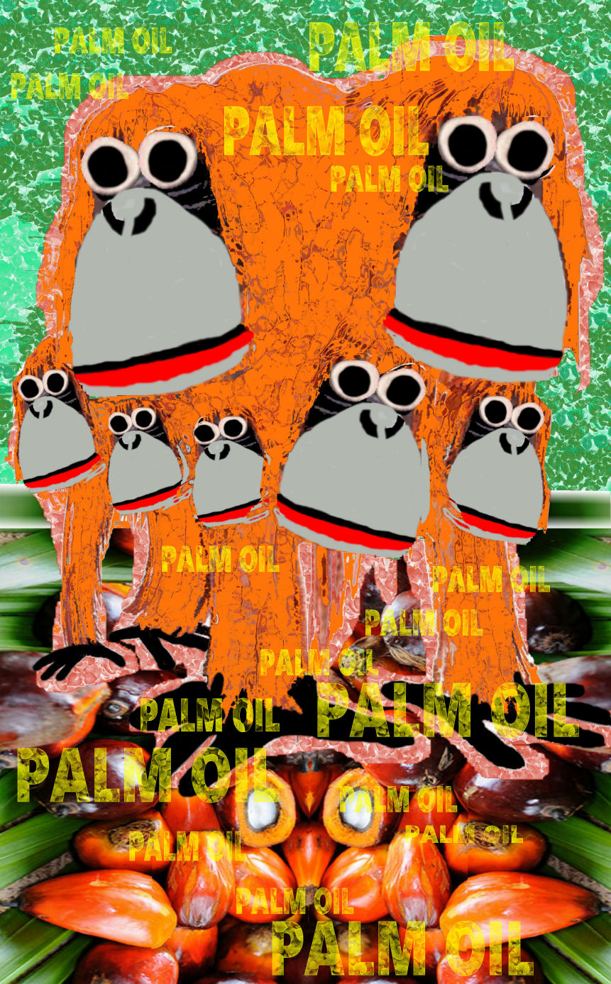 web palm oil poster